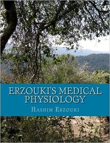 Erzouki's Medical Physiology: human Medical Physiology (Volume 1) by Dr. Hashim Khalil Erzouki (2014-06-06)