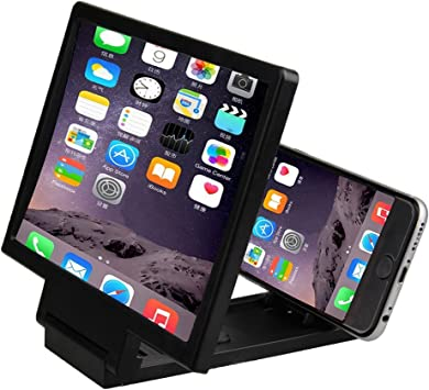 TOOGOO(R) 3D Mobile Pantalla del Telefono Lupa 3D Mobile ...