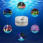 LimeUP Submersible LED Pool Lights