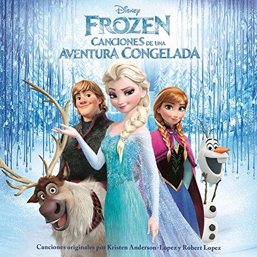 Frozen Canciones de una Aventu...