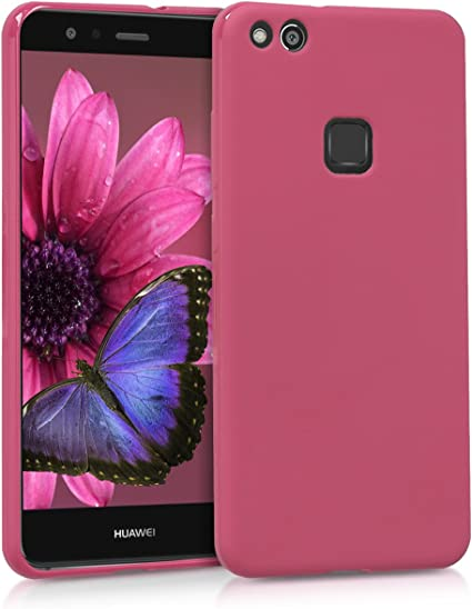 kwmobile Funda Compatible con Huawei P10 Lite: Amazon.es: Electrónica
