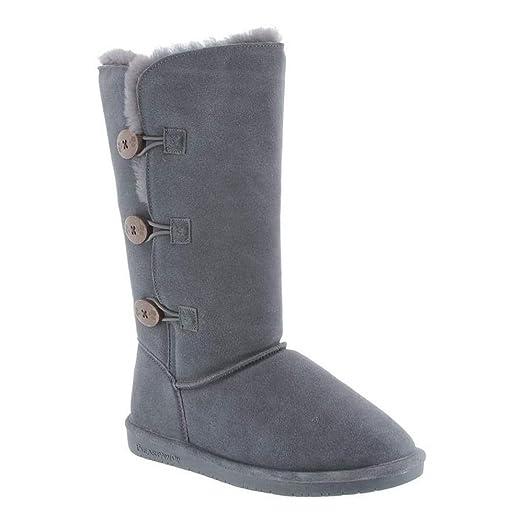 Lauren Women's Winter Snow Boots (7 M US Charcoal)