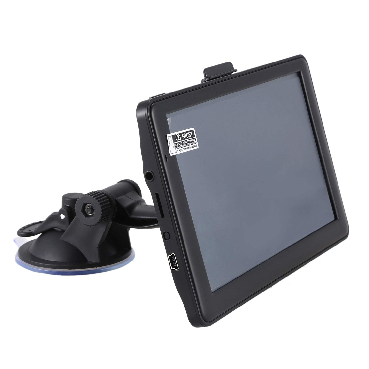 TOOGOO 7 Inches 8GB,800MHZ GPS Navigation with Capacitive Touchscreen Preloaded UK /& EU Maps