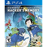 Namco Bandai PS4 Digimon Story Cyber Sleuth Hacker's Memory