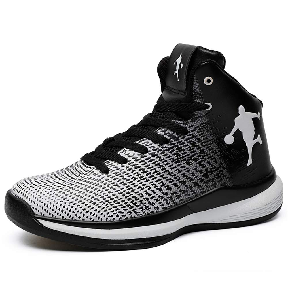 95be511e0cba Big Size Superstar Breathable Basketball Shoes Men Basketball Off White  Sneakers Jordan Shoes Breathable Outdoor Sports Jordan Shoes  Amazon.ca   Shoes   ...
