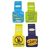 """Ata-Boy Gilmore Girls Set of 4 1"""" Magnetic Page-Top Bookmarks"""