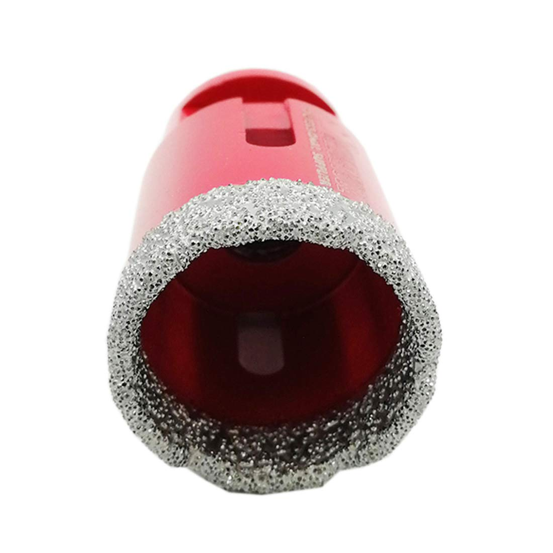 SHDIATOOL Trockene Diamant-bohrkronen Set Vakuumgel/ötete Bohrungen f/ür Porzellan Fliesen Granit Marmor (Durchmesser 25//50//65//75mm)