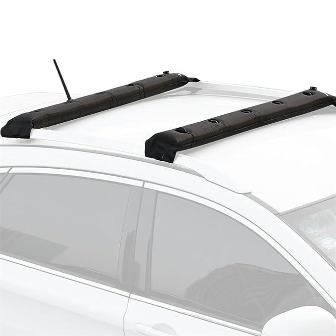 OUTAD - Baca universal. Soft Car Roof Rack. Caja de equipaje. Para ...