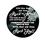 Old Time Rock N Roll song lyrics by Bob Seger on