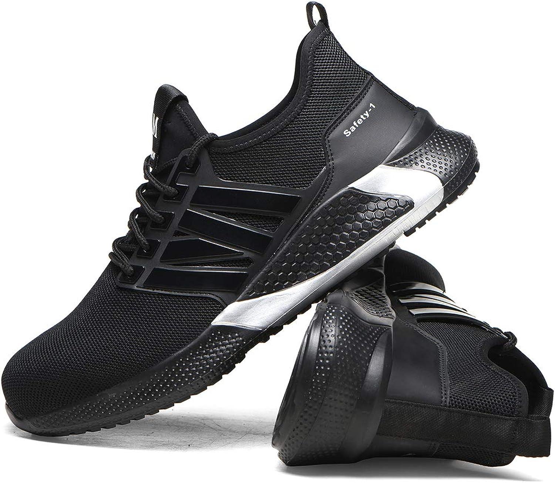 Chaussures de s/écurit/é pour homme avec embout en acier l/éger
