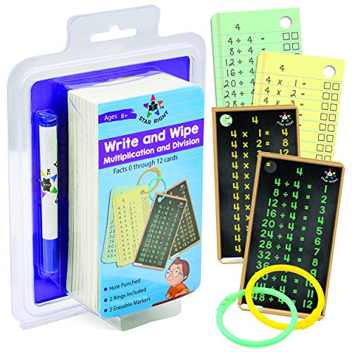 Star Right Multiplication Division Included