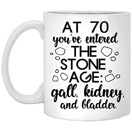 Amazon 70th Birthday Gifts For Women Seventy Years Old Men Gift