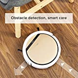 ilife v5s robotic vacuum cleaner with water tank mop mopping floor scrubbing robot