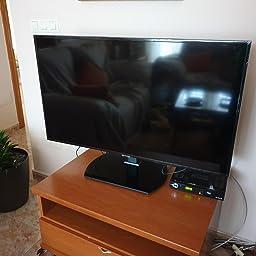 RFIVER Soporte TV Giratorio de Mesa de Television de 27 a 55 Pulgadas con Altura Ajustable UT2002: Amazon.es: Electrónica