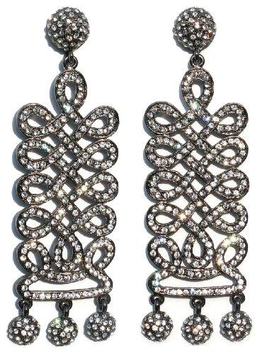 Serendipity Earrings By Steve Sasco Designs by Steve Sasco Designs - Edie collection