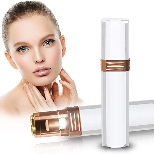 Afeitadora eléctrica para mujer Depilación facial for las mujeres ...
