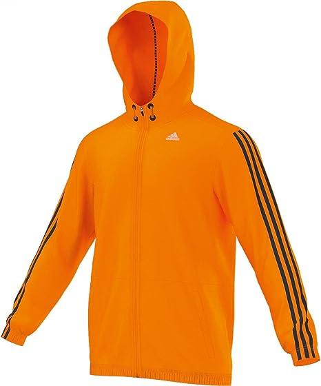 adidas Clima365 - Chaqueta de chándal con capucha para hombre ...