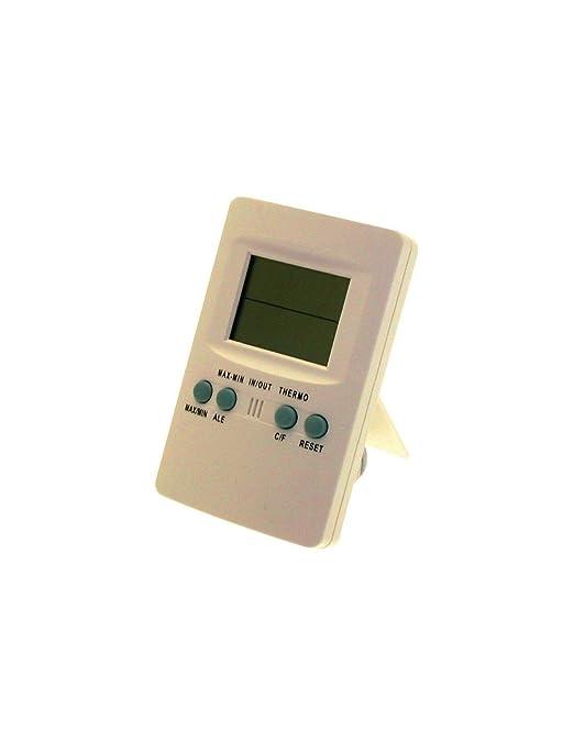 Stil - STIL - Thermomètre électronique Mini-maxi 2 lectures ...