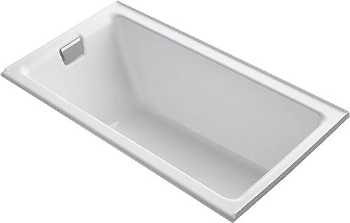KOHLER K-855-L-0 Tea-for-Two 5.5-Foot Bath