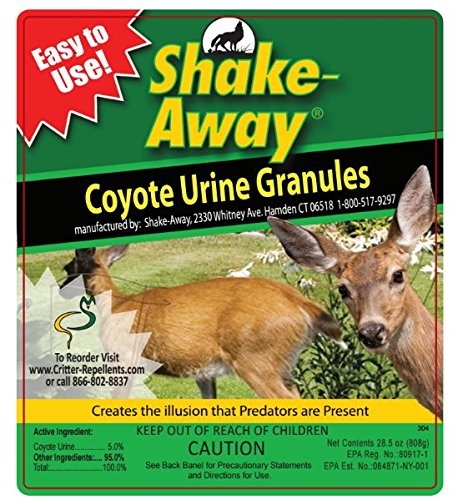 Buy raccoon repellant urine