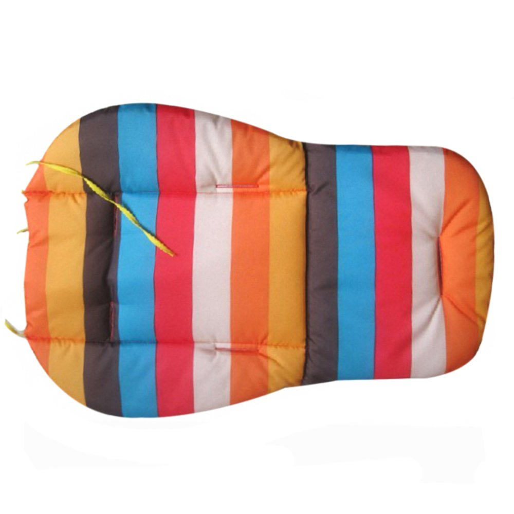Medium transpirable Protector de coj/ín impermeable para cochecito de beb/é algod/ón azul asiento de coche Bruselas08 resistente al agua asiento de algod/ón ajuste universal