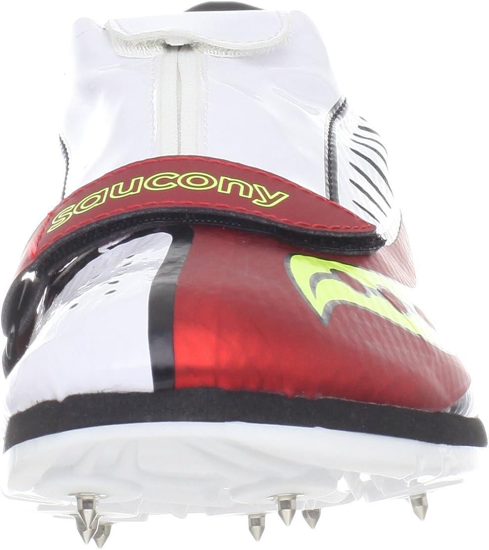 SAUCONY Soarin J Zapatilla de Salto Caballero: Amazon.es: Zapatos ...