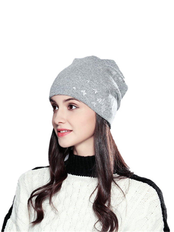 TanQiang Wool Women Hat Female Autumn Winter Lovely New Butterflies Decoration Womens Hats Skullies Beanies Cap