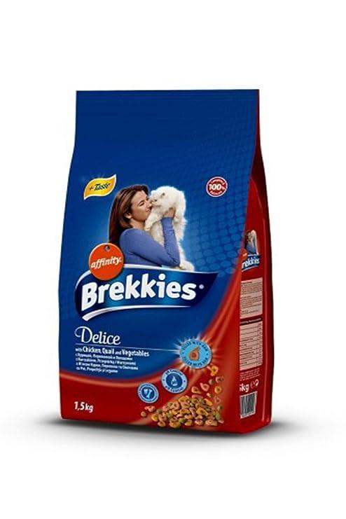 Brekkies Cat Delice Carne - 20 Kg