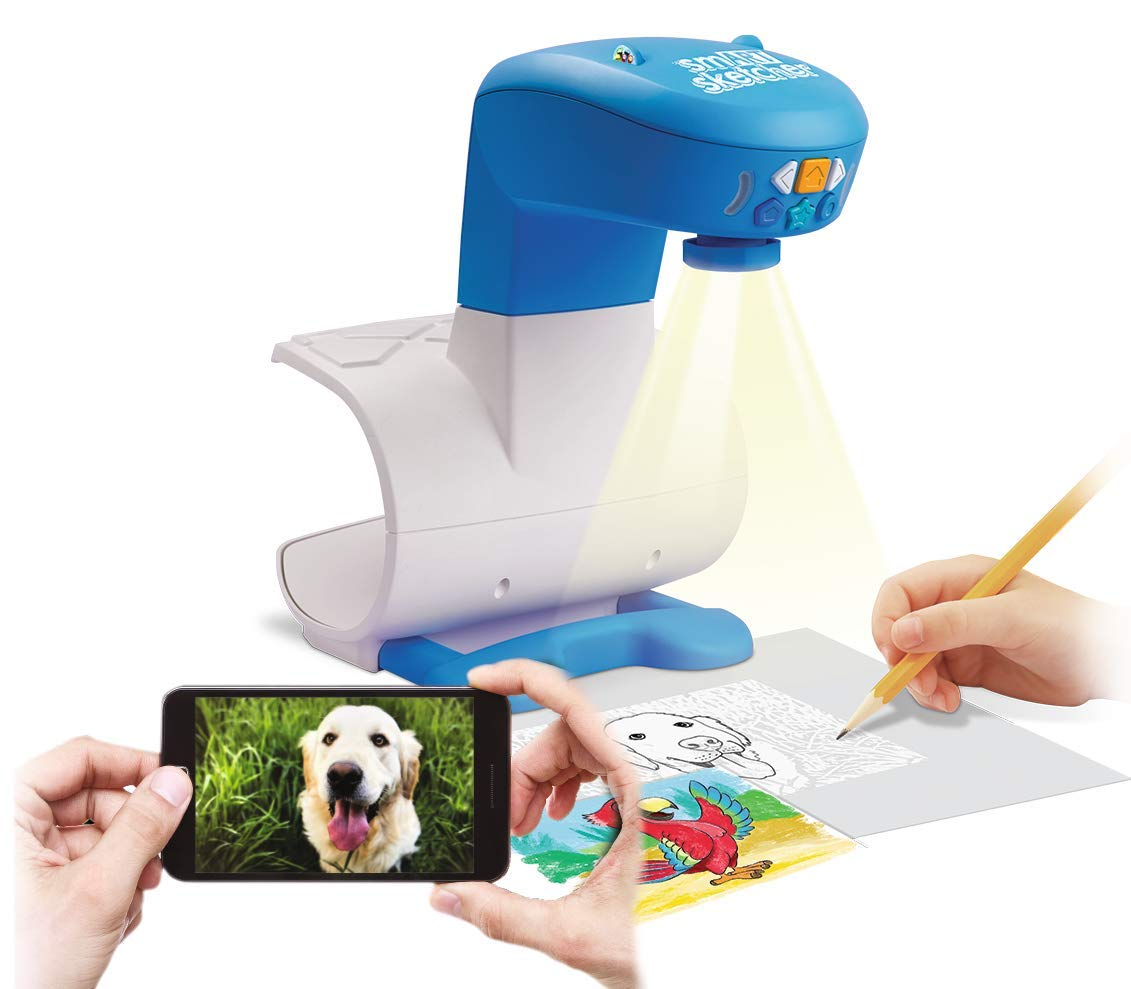 Smart Sketcher - Proyector Smart Sketcher (Famosa 700014580)