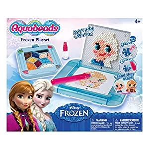 AquaBeads Disney Frozen Playset - 61EqjHUbqUL - AquaBeads Disney Frozen Playset