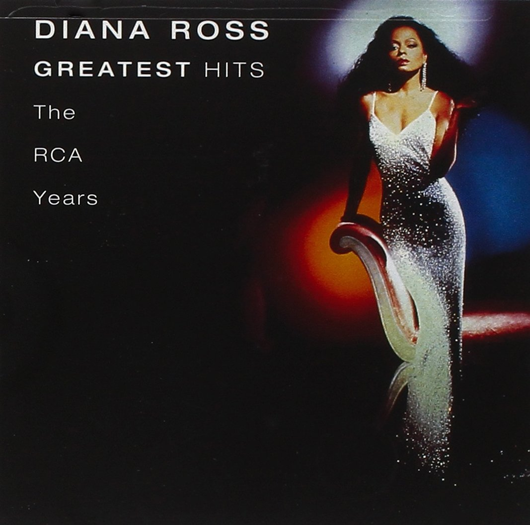 CD : Diana Ross - Greatest Hits: The RCA Years (CD)