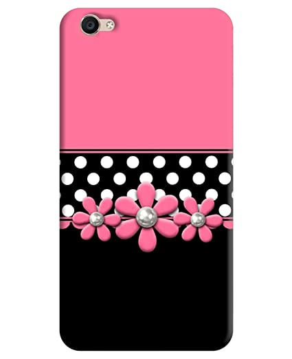 pick up 46998 bc9ae FurnishFantasy Mobile Back Cover for Vivo Y55L: Amazon.in: Electronics