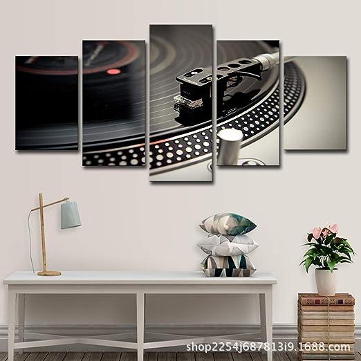 Arte de la Lona Impresión en HD decoración del hogar Bar ...