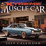 2019 Xtreme Muscle Cars Wall Calendar, Muscle Cars | Hot Rods by Dave Wendt Phot