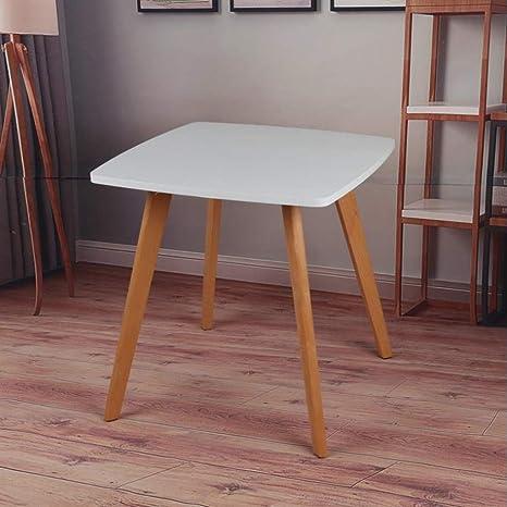 Amazon.com: L-Life - Mesa auxiliar para salón, mesa auxiliar ...
