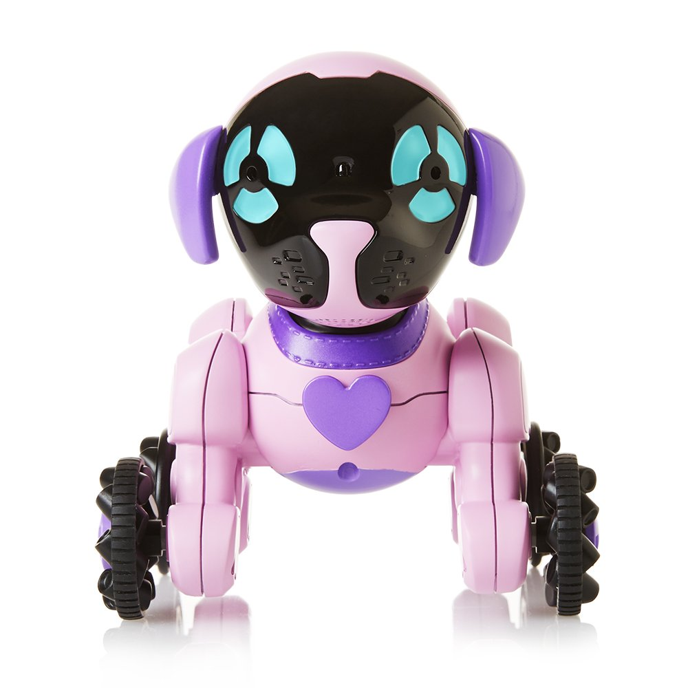 WowWee Chippies Robot Toy Dog - Chippette (Pink) by WowWee (Image #2)