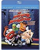 The Muppets Take Manhattan / Les Muppets attaquent Broadway (Bilingual) [Blu-ray + DVD]