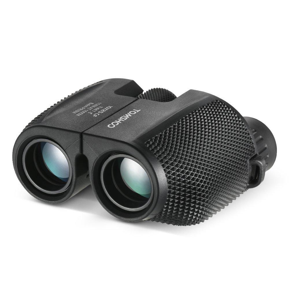 TOMSHOO x Mini Telescopio Binocular Portátil Prismáticos Ideal para Conciertos de los