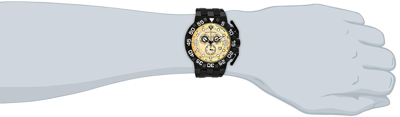 Swiss Legend Men s 10125-BB-010 Challenger Analog Display Swiss Quartz Black Watch
