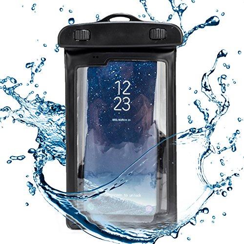 BLU 5.0 / Studio X8 / VIVO XL2 / Z3 / Dash / Life One / R1 Waterproof Case with NeckStrap and armband