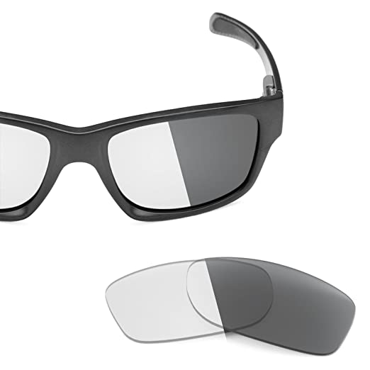 309f72a78e254 Revant Replacement Lenses for Oakley Jupiter Factory Lite Elite Adapt Grey  Photochromic