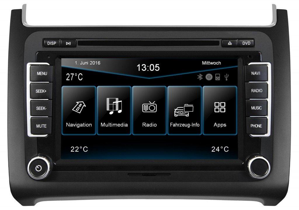 ESX Navigation Autoradio für Fiat Ducato   Citroen Jumper   Peugeot ...