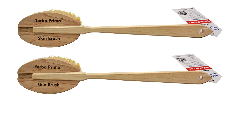 Yerba Prima: Tampico Skin Brush (2 Pack)