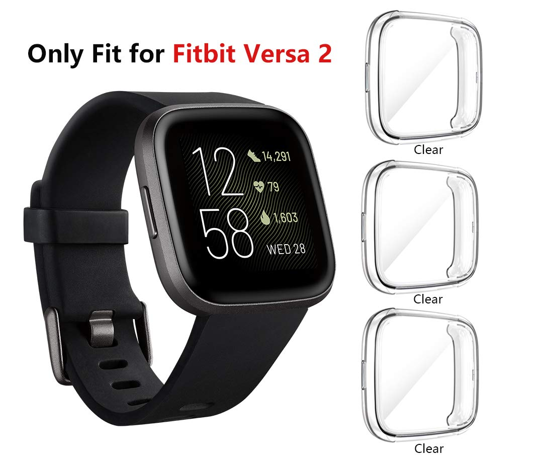 Film Protector Para Fitbit Versa 2