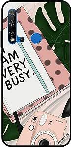 حافظة لهاتف هواوي نوفا 5i I Am Very Busy
