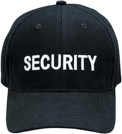 Casquette Security