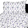 Justin Bieber Twin Sheet Set - 3pc Concert Sheets Twin-Single Bed