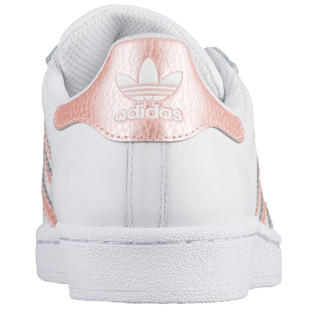 adidas Superstar J Grade School Big Kids Cq0770 Size 7