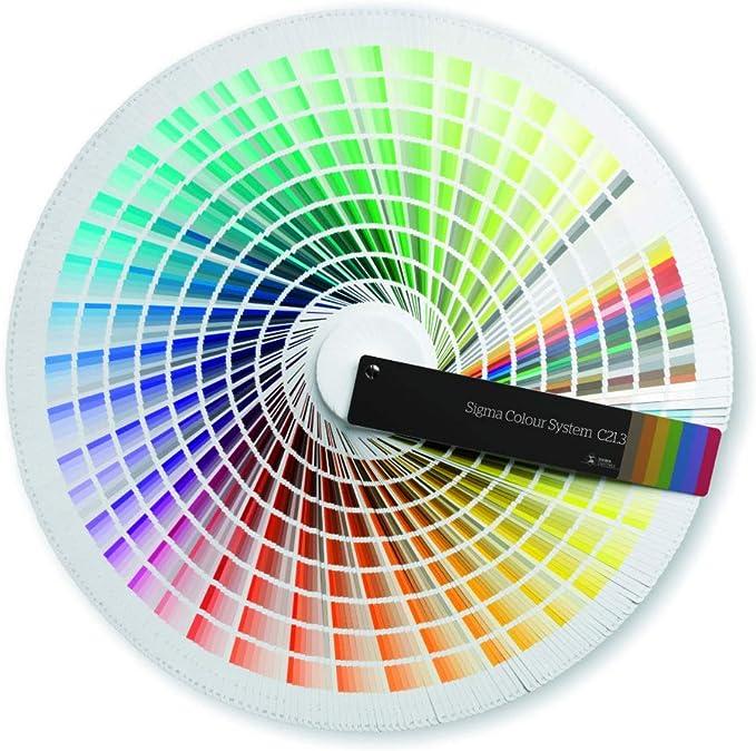 Ncs 1950 Index Ral Classic Charta Von Farben Farbkarten Bürobedarf Schreibwaren