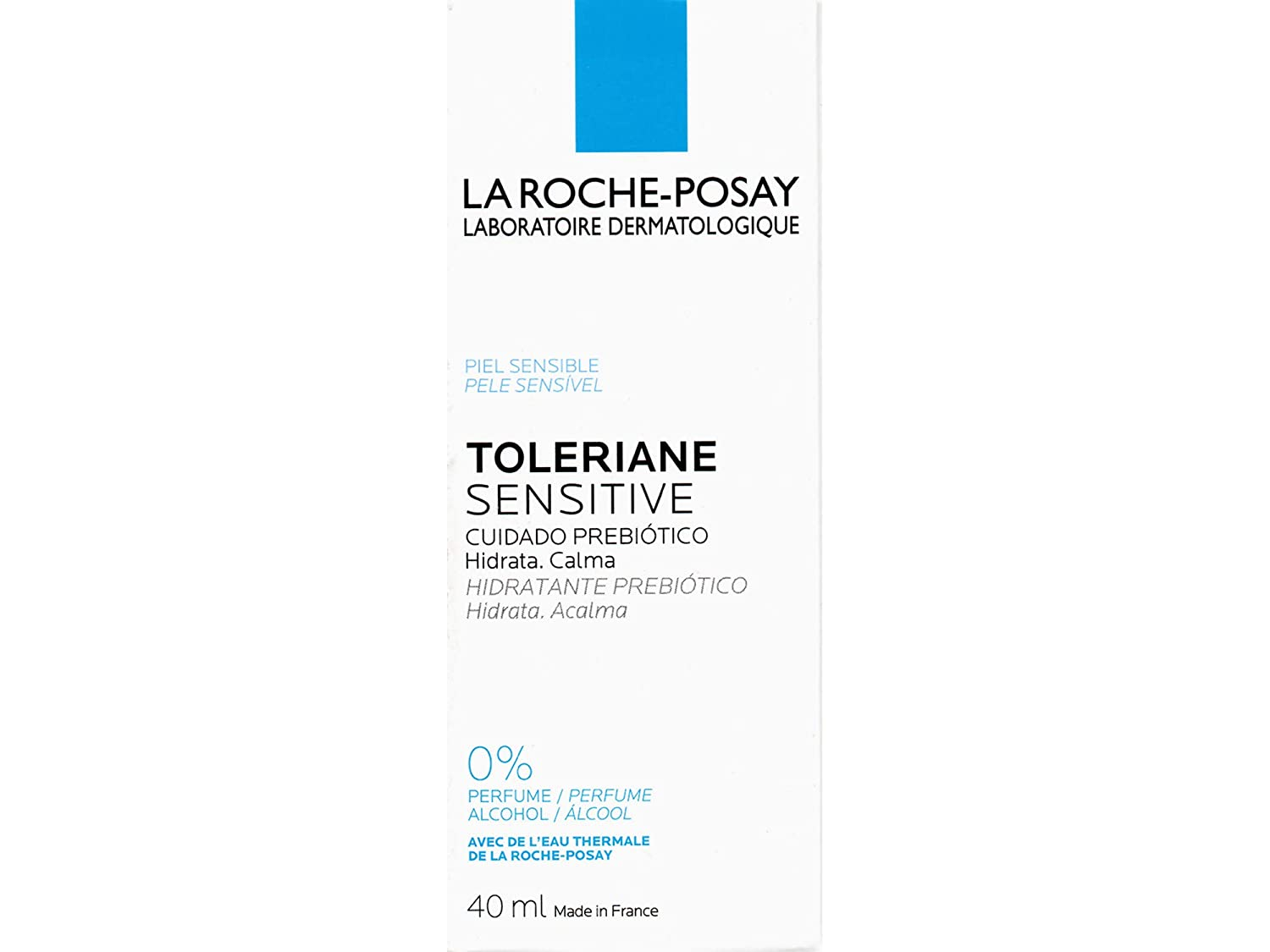 Toleriane Sensitive, 40 ml. - La Roche Posay 33591